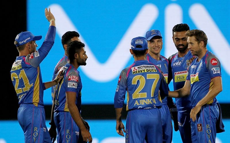 The Rajasthan Royals have three wins in the tournament so far