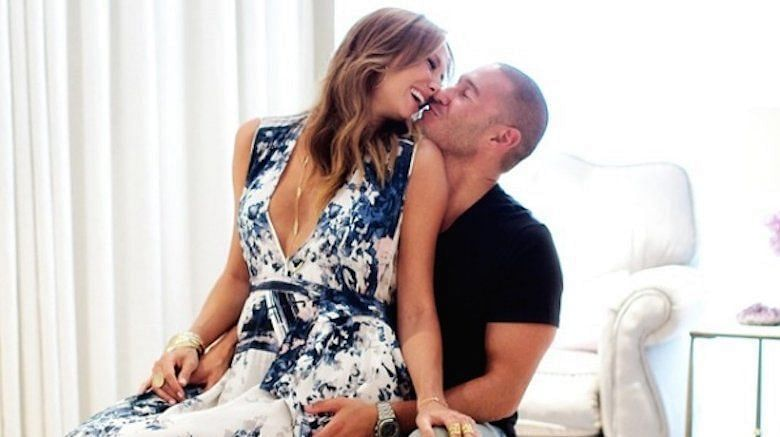 Stacy Keibler is expecting her second child