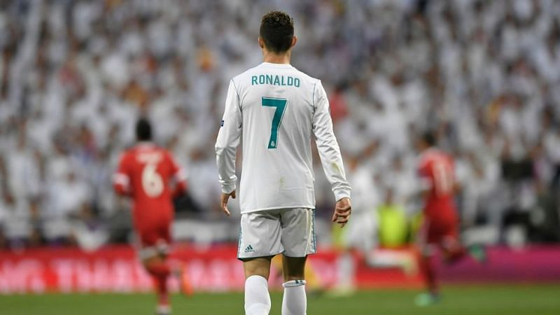 It was a rare off-color day for Ronaldo in front of goal