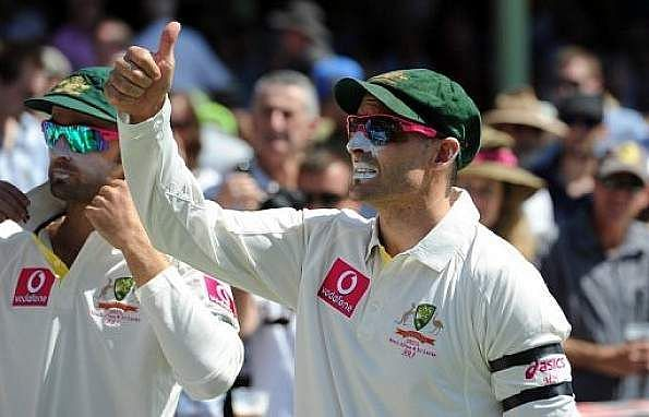 Mike Hussey had to grind it out in the domestic circuit