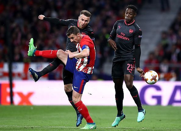 Atletico Madrid v Arsenal FC  - UEFA Europa League Semi Final Second Leg