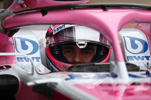 Sergio Perez of Mexico and Sahara Force India F1 Team VJM11...