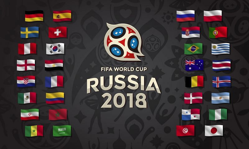 It promises to be a spectacular feast of football at Russia 2018