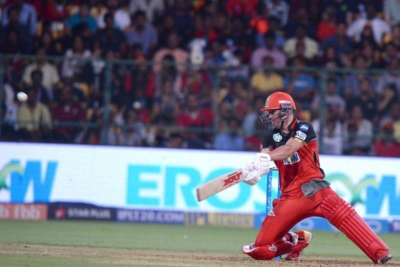 AB de Villiers is a 360-degree batman