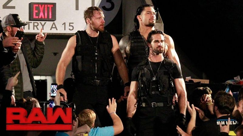 Sadly, we may not see The Shield reunite when Ambrose returns