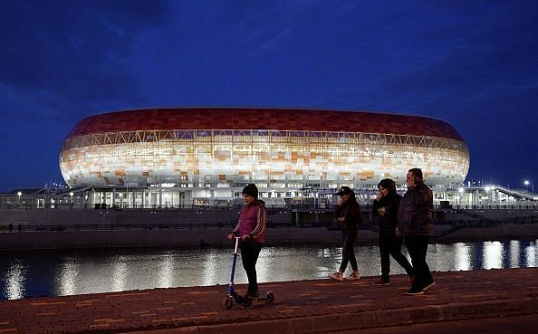 Football: Run-up to Russia World Cup