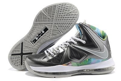 Nike LeBron X 'Prism'