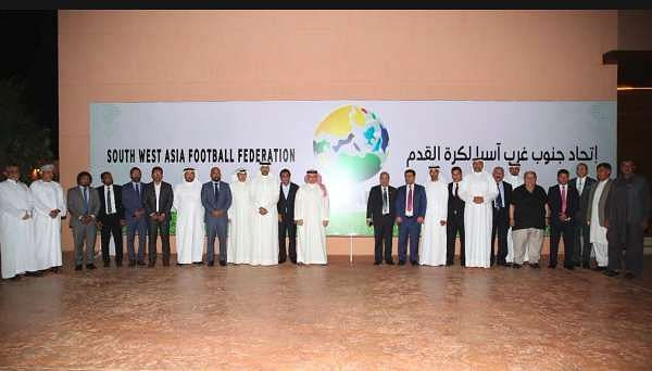 The representatives of 10 federations had met to discuss the formation of SWAFF, earlier this month.