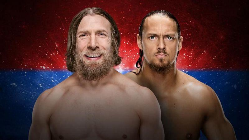 Daniel Bryan vs. Big Cass Backlash