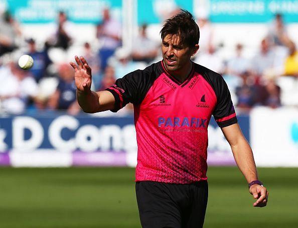 Essex v Sussex - Cricket
