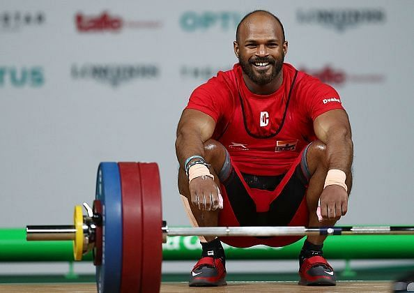 Weightlifting - Commonwealth Games Day 3