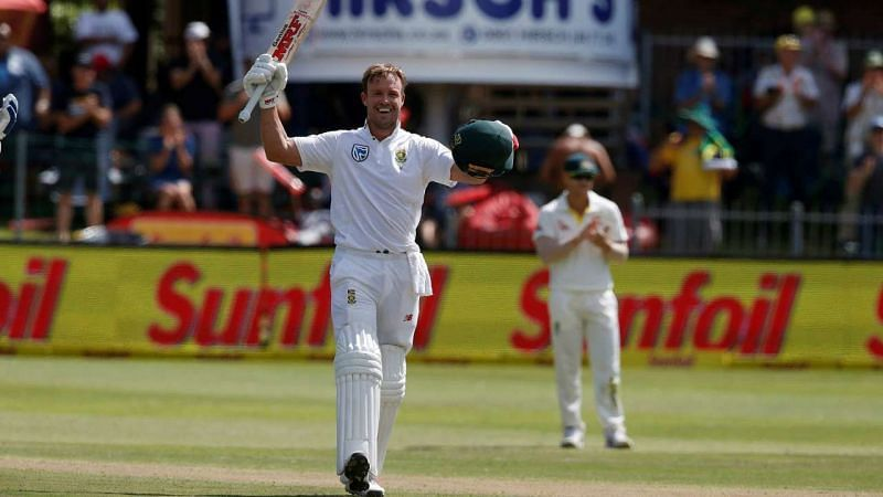 Image result for ab de villiers 126* vs Australia, Port Elizabeth (2018)