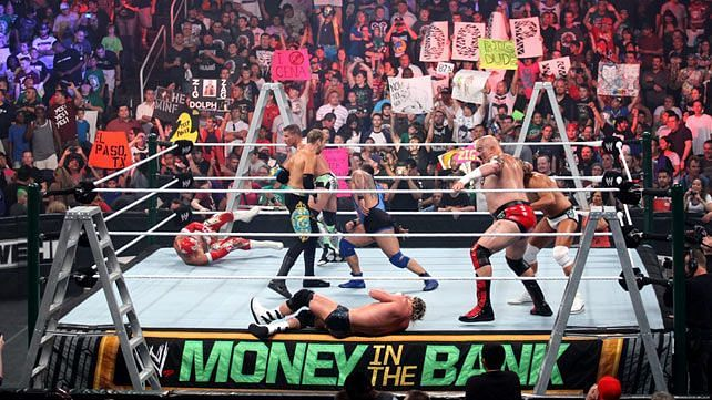There have been some surprising competitors throughout Money in the Bank history.