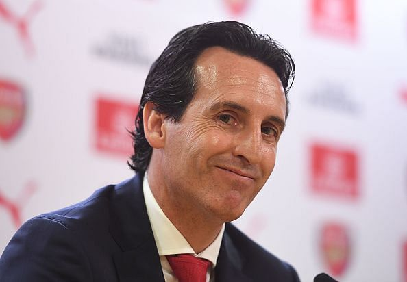 Arsenal Unveil New Head Coach Unai Emery