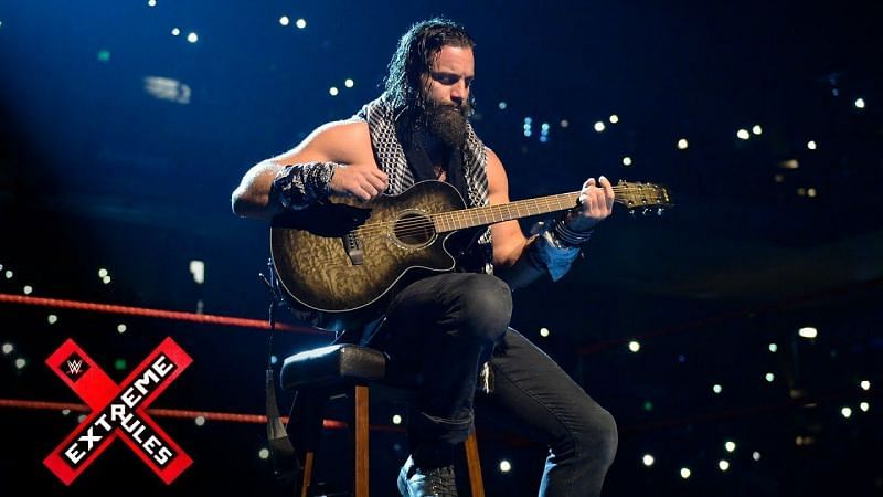 Elias is arguably the greatest overall entertainer of Raw