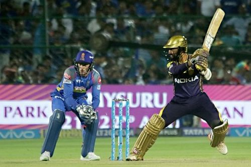 Rajasthan Royals face off against the Kolkata Knight Riders in match 12 of IPL 2020