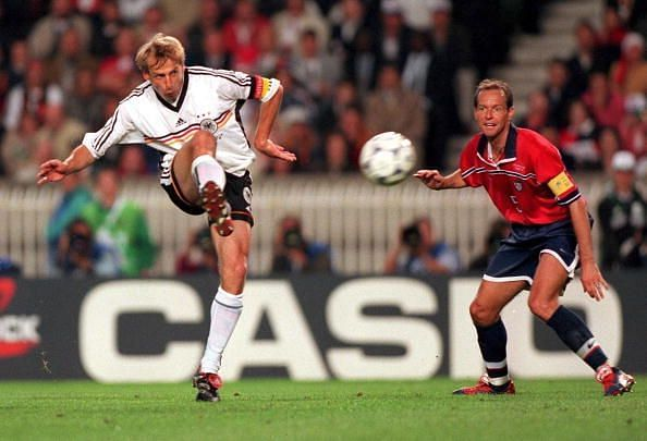 Jurgen Klinsmann Germany