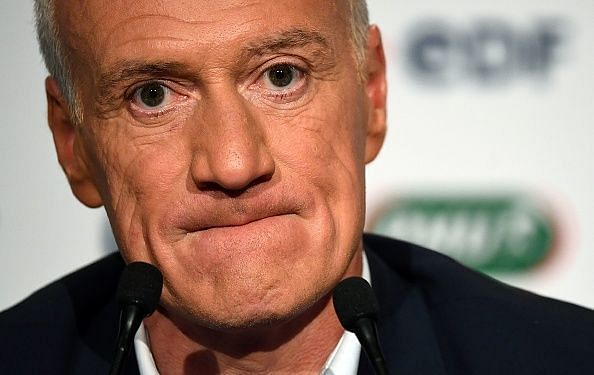 FBL-FRA-WC-2018-DESCHAMPS-PRESS