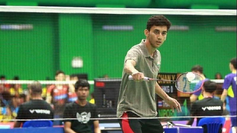 Lakshya Sen picked World No.1 Kento Momota as his current favourite player