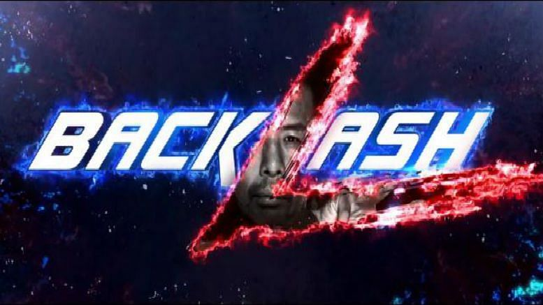 Backlash 2018 poster.