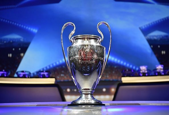 UEFA Champions League 2017-18 GS Draw