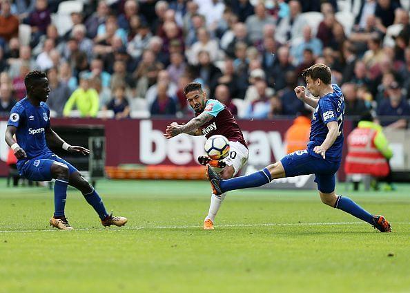2018 EPL Premier League Football West Ham Utd v Everton May 13th