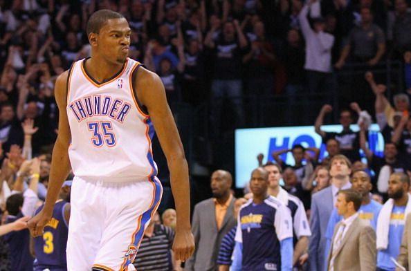 Denver Nuggets v Oklahoma City Thunder - Game Five