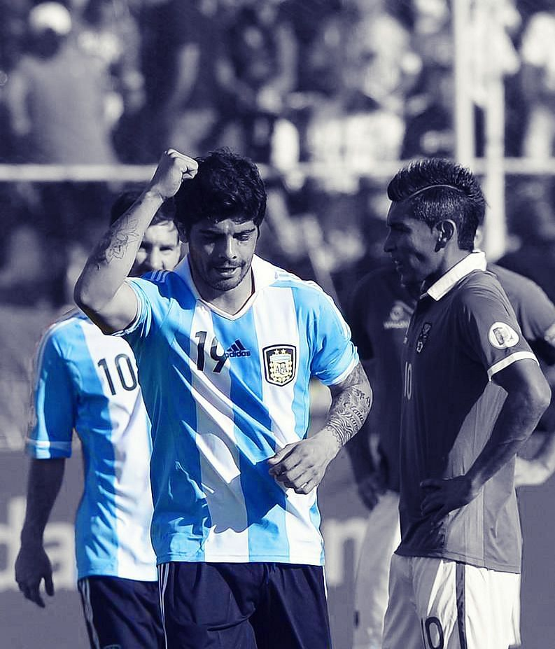 Ever Banega's experience will be crucial