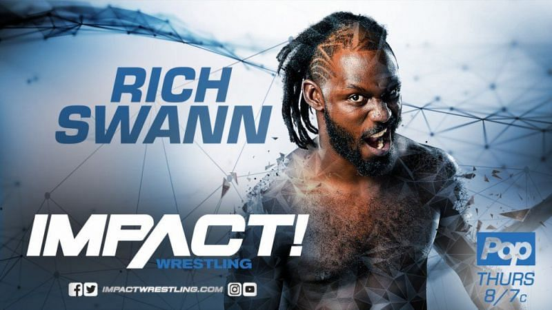 Rich Swann was brimming with positive energy, through the whole teleconference