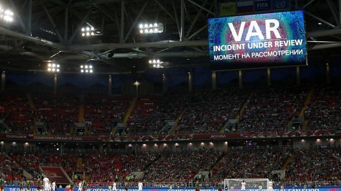 Image result for VAR football