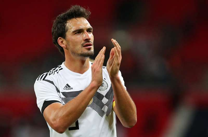 Mats Hummels will have to lead the Germans to World Cup glory
