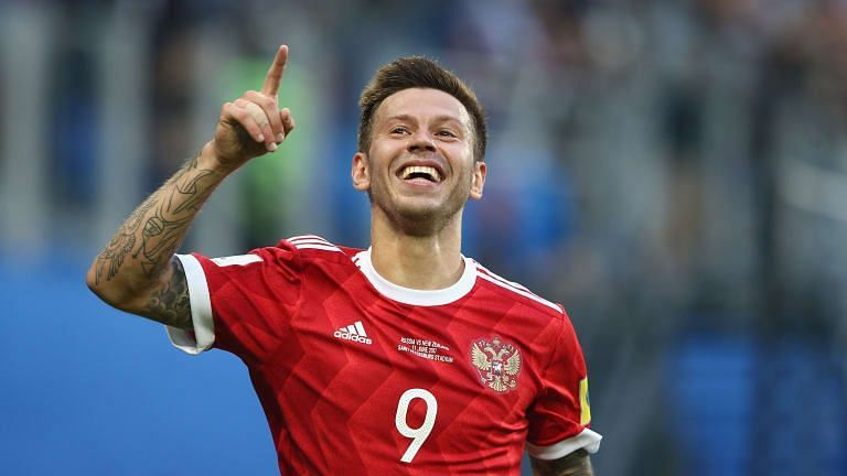Fedor Smolov will be key to Russia