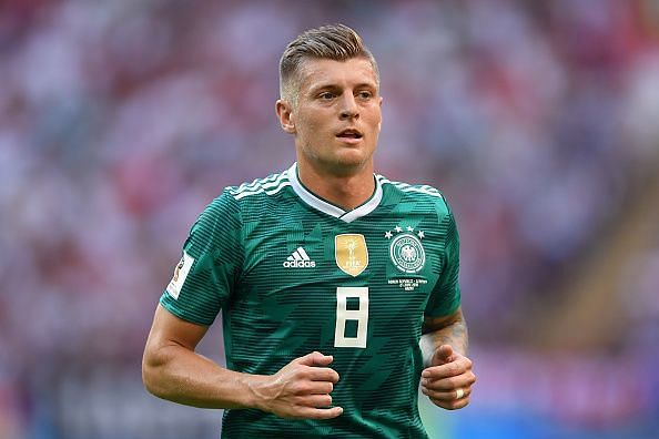 Even Toni Kroos couldn
