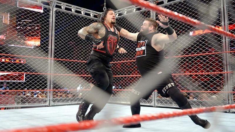 Owens certainly has more experience in this match.