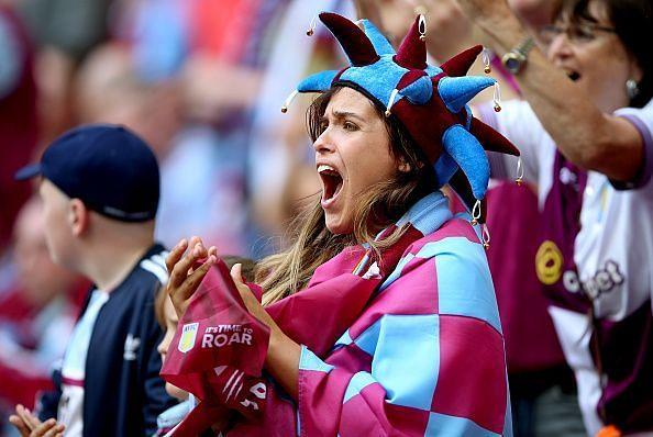 Aston Villa v Fulham - Sky Bet Championship - Final - Wembley Stadium