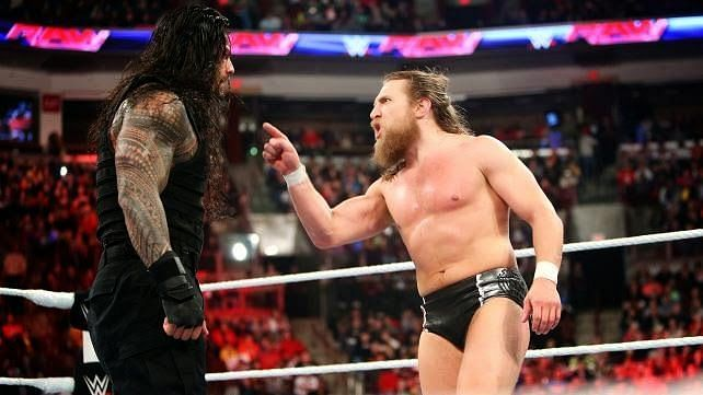 What will happen between Roman Reigns and Daniel Bryan at SummerSlam?