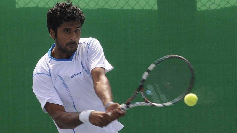 Saketh Myneni (Image Credits - ATP World Tour)