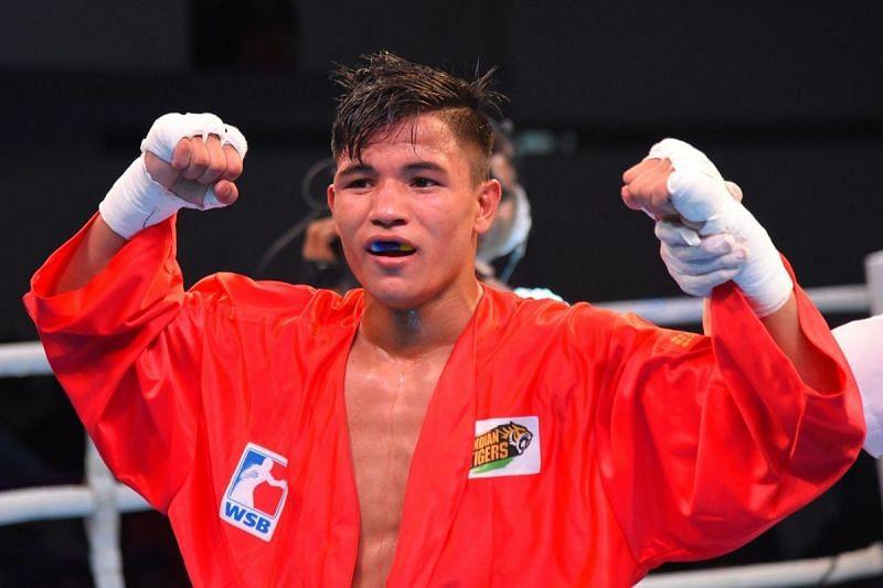 Etash Khan (Image credits - Super Series of Boxing)