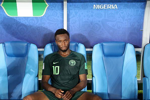 Croatia v Nigeria: Group D - 2018 FIFA World Cup Russia