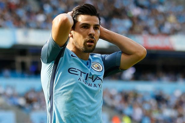 Nolito lasted just one year at the Etihad