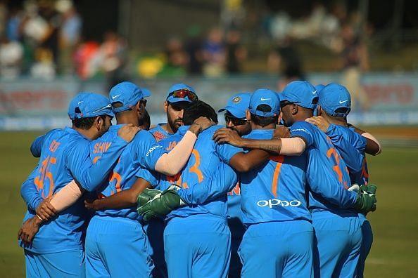 India began their UK tour with a comprehensive 76-run triumph