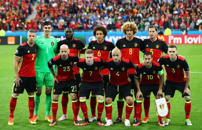 Image result for belgium squad 2018 world cup