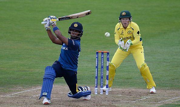 Sri Lanka vs Australia - ICC Women