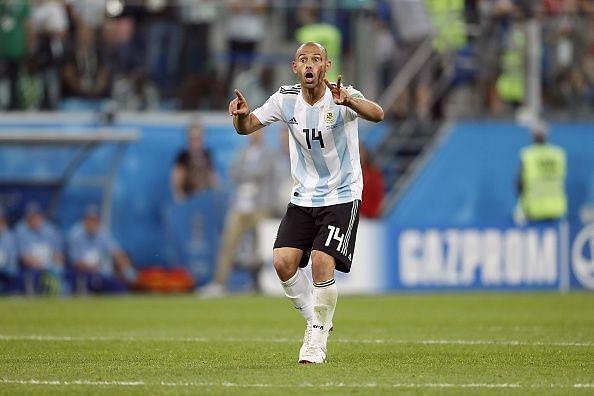 FIFA World Cup 2018 Russia'Nigeria v Argentina'