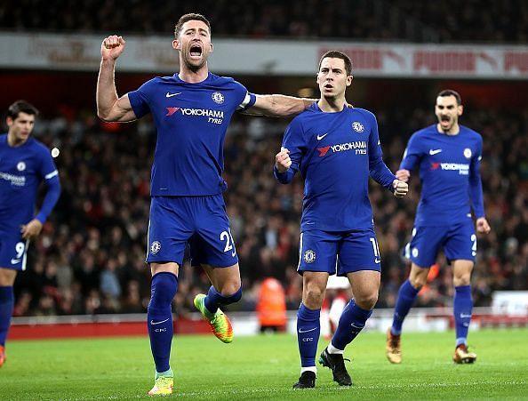 Arsenal v Chelsea - Premier League - Emirates Stadium
