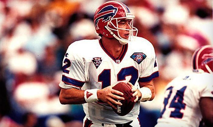 Image result for jim kelly football