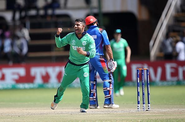 Ireland v Afghanistan - ICC Cricket World Cup Qualifier