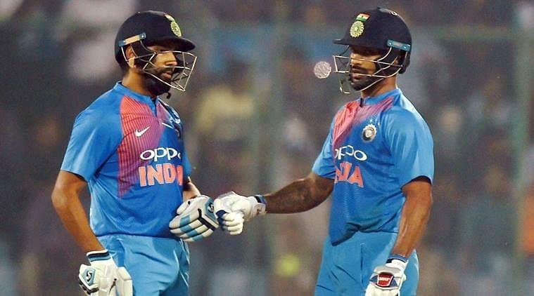 Image result for rohit shikhar sportskeeda