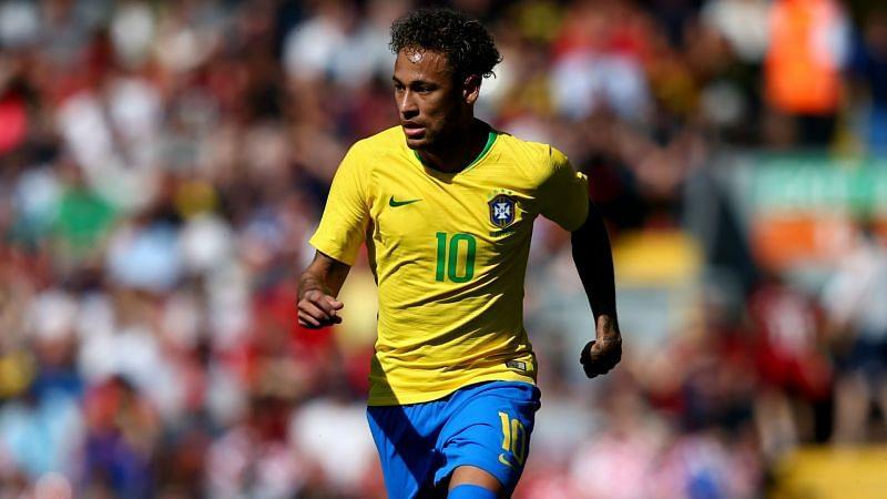 Neymar cropped