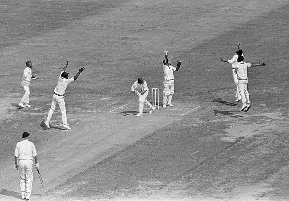 3rd Test Match - England v West Indies